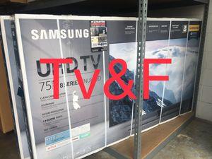"""75"""" samsung 8 series smart 4k for Sale in Anaheim, CA"""