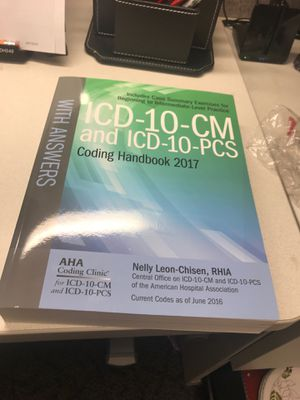 ICD-10-PCS for Sale in Canyon Country, CA