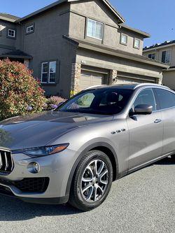 2017 Maserati Levante SQ4 for Sale in San Bruno,  CA