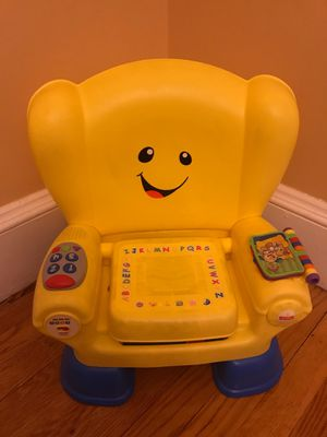 Laugh and learn chair for Sale in Hartford, CT