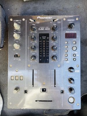 Pioneer DJM 400 2-channel mixer for Sale in Los Angeles, CA