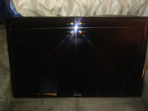 Samsung slim 55 inch tv. for Sale in Renton, WA