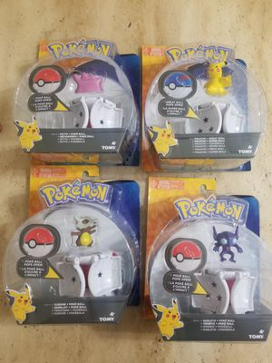Pokemon Ball Pikachu Toys for Sale in Los Angeles, CA