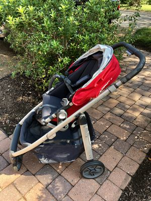 UPPAbaby Cruz Stroller and Mesa Car Seat Collection for Sale in Norfolk, VA