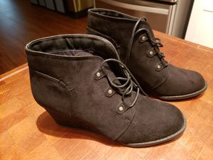 Rampage boots - wedge heel- new condition for Sale in San Diego, CA