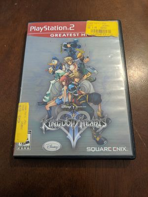 Kingdom hearts PS2 for Sale in Sacramento, CA