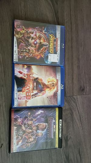 Marvel Movies for Sale in East Point, GA