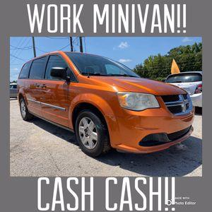 2011 DODGE GRAND CARAVAN $$ WORK MINI-VAN for Sale in Houston, TX