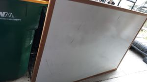 Large Dry Erase Board for Sale in St. Cloud, FL