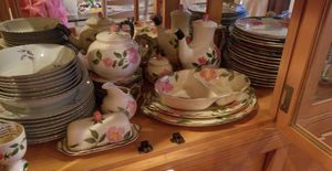 Antique Franciscan desert rose china for Sale in New Hope, PA