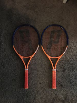 Prince Tennis Rackets for Sale in San Diego, CA