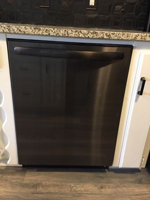 $200 Frigidaire Dishwasher in Black Stainless Steel for Sale in Carrollton, TX