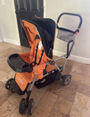 Joovy caboose ultralight double stroller for Sale in Scottsdale, AZ