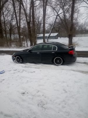 03 infiniti g35 for Sale in Marengo, OH