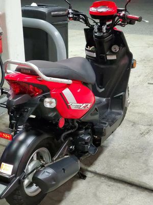 2017 YAMAHA ZUMA FX80 pickup only for Sale in Lowell, MA