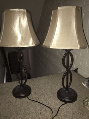 Lamp set for Sale in Pittsburgh, PA