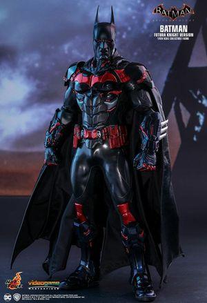 Hot toys batman futura knight for Sale in San Juan, TX
