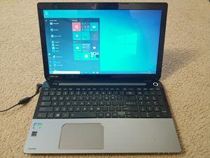 "Toshiba 15.6"" Laptop (Core i3-3227U / 6GB Ram / 500GB HDD / Window 10 64bit - Satellite L50-A I3110 for Sale in Kenmore, WA"