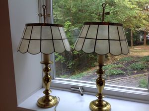 Vintage lamp set for Sale in WILOUGHBY HLS, OH
