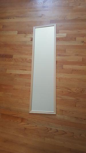 Tall wall mirror 50×11 for Sale in Wheaton, IL