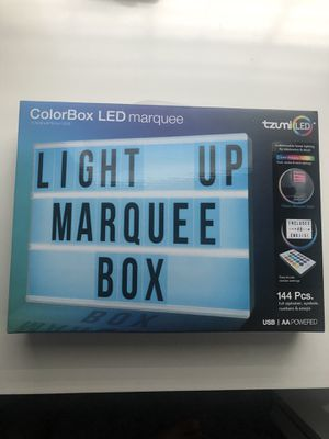 Colorbox Led for Sale in Orlando, FL