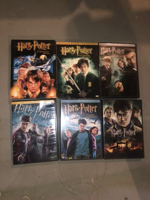 Harry Potter movies for Sale in Orion charter Township, MI