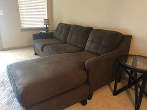 2 Piece Sectional for Sale in Huntsville, AL