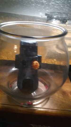 Small fish tank decoration include only for betta for Sale in Ogdensburg, NY