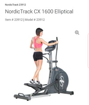Nordictrack cx1600 Elliptical for Sale in Oakland Park, FL