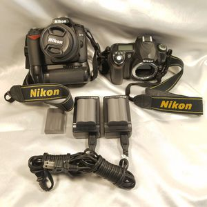 Camera /Nikon D90 & D50 Camera Bundle Firm Price. for Sale in Elk Grove, CA
