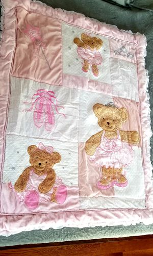 Baby girl crib set for Sale in Chelsea, MA