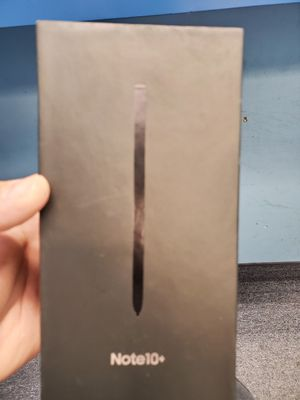 Samsung galaxy note10+ for Sale in Irvington, NJ