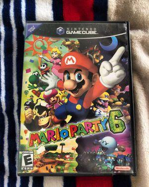 Mario Party 6 - GameCube's game (2004). for Sale in Miami, FL