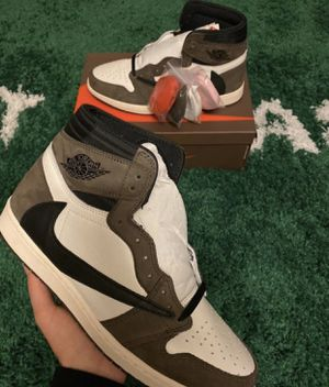 Travis Scott x Jordan 1's for Sale in New Orleans, LA