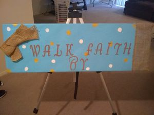 Walk by faith for Sale in Warner Robins, GA