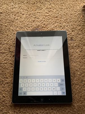 iPad a1460 as is for parts for Sale in Burlington, NJ