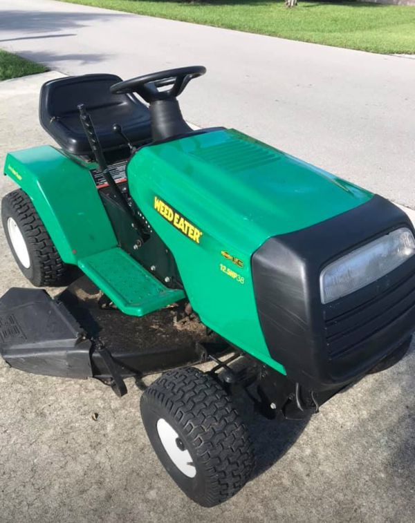 Weed Eater Riding Lawn Mower For Sale In Cape Coral Fl