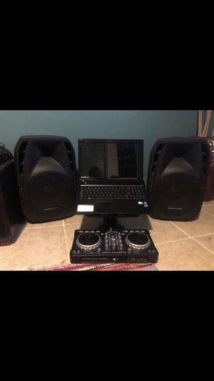 American Audio DJ Setup for Sale in Austin, TX