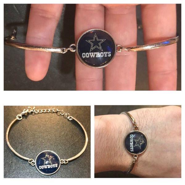 Dallas Cowboys Charm Bracelet