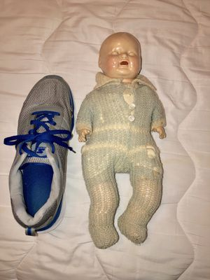 Antique baby doll for Sale in Wake Forest, NC