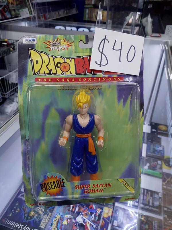 Dragonball z super saiyan gohan