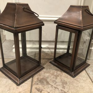 Candle holder Lantern for Sale in Corona, CA
