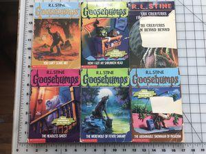 R.L. Stine Goosebumps series for Sale in Los Angeles, CA