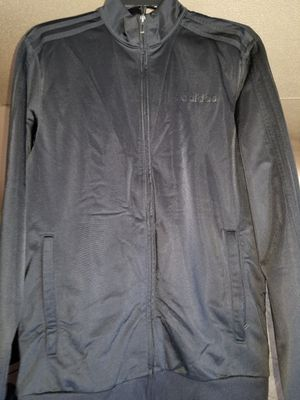 Sweater negro adidas talla m for Sale in Clint, TX