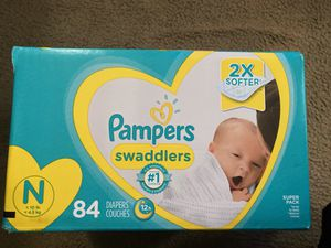 Pampers Diapers for Sale in Santa Ana, CA