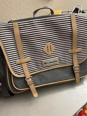 *New Columbia Diaper Bag for Sale in Quail Valley, CA
