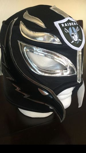 Oakland Raiders Mask for Sale in San Leandro, CA