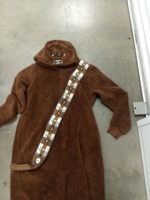 Chewbacca PJs/costume for Sale in San Diego, CA