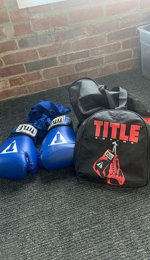 Boxing gloves for Sale in Harrisonburg, VA