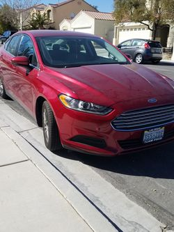 2016 Ford Fusion for Sale in Las Vegas,  NV
